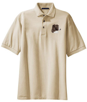 Border Collie Polo Shirt