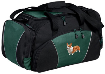 Corgi Duffel Bag