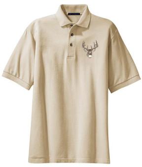 Deer Polo Shirt
