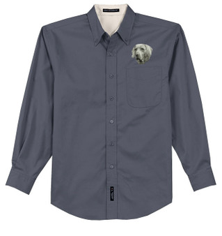 Weimaraner Easy Care Shirt