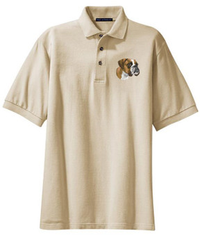 Boxer Polo Shirt