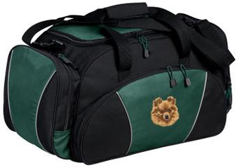 Pomeranian Duffel Bag