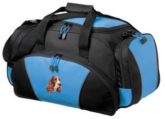Springer Spaniel Duffel Bag