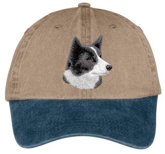 Karelian Bear Dog Hat