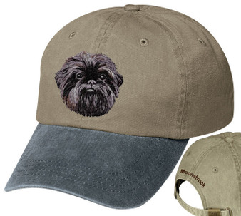 Affenpinscher Personalized Hat