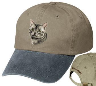 American Shorthair Cat Cap