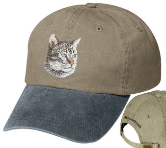 Lynx Point Personalized Hat