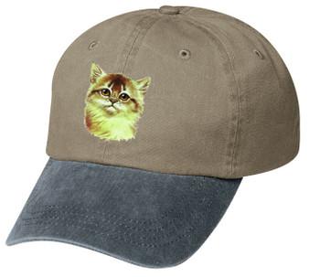 Somali Cat Hat