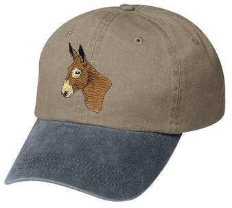 Mule Donkey Hat