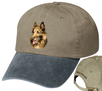 Belgian Tervuren Personalized Hat