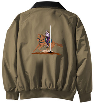 Pole Bending Jacket
