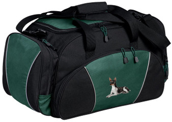 Rat Terrier Duffel Bag