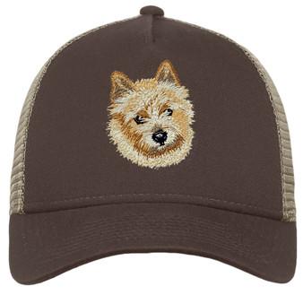 Norwich Terrier New Era® Snapback Trucker Cap