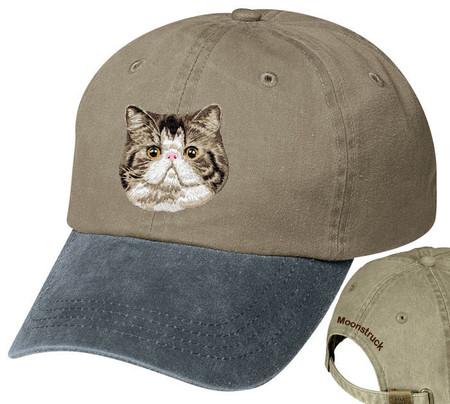 b0c48a8f Personalized Exotic Shorthair Cat Cap