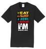 I AM Bowling T-Shirt - East Sleep Bowl Repeat - 5 Colors
