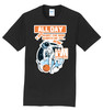 I AM Bowling T-Shirt - All Day I Do What The Man Wants Me To- 5 Colors