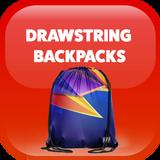 Drawstring Backpacks