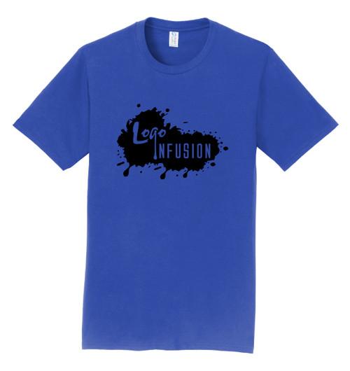 Logo Infusion T-Shirt - Black Logo - 4 Colors