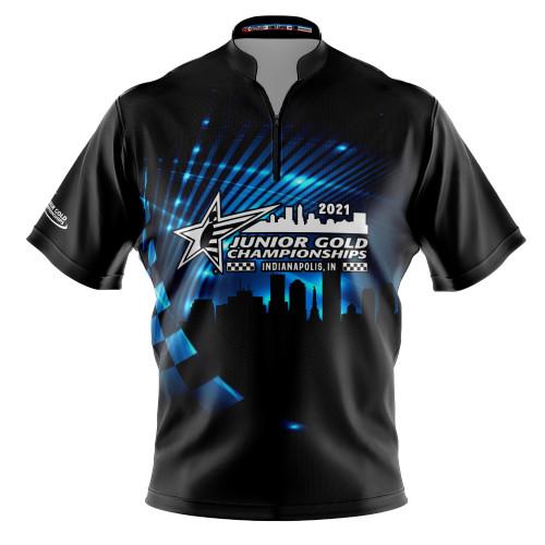 Jr Gold 2021 Official DS Bowling Jersey - JG030