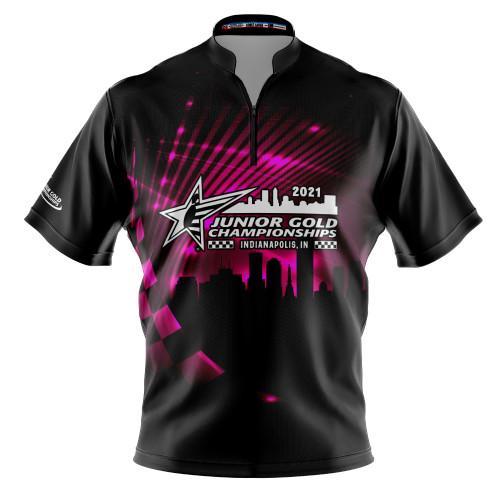 Jr Gold 2021 Official DS Bowling Jersey - JG029