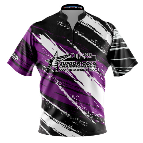 Jr Gold 2021 Official DS Bowling Jersey - JG013