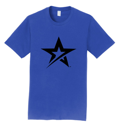 Roto Grip T-Shirt - Black Star Logo - 4 Colors