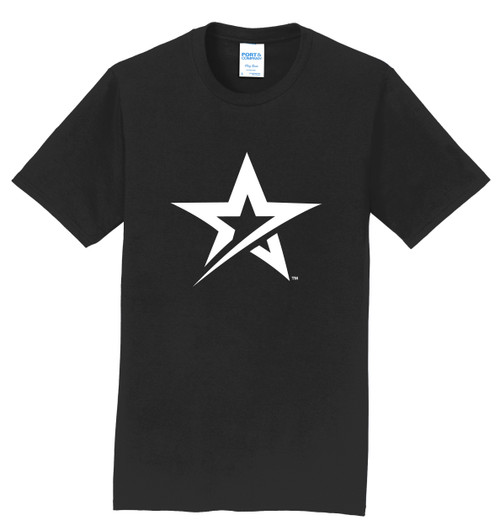Roto Grip T-Shirt - White Star Logo - 5 Colors