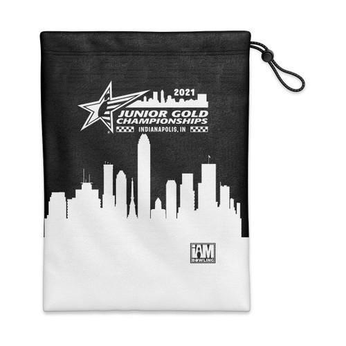 Jr Gold 2021 Official DS Bowling Shoe Bag - JG039-SB
