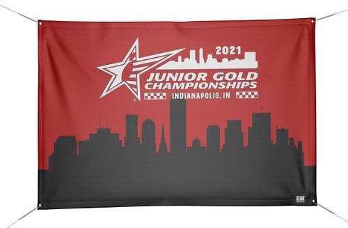 Jr Gold 2021 Official DS Bowling Banner - JG035-BN