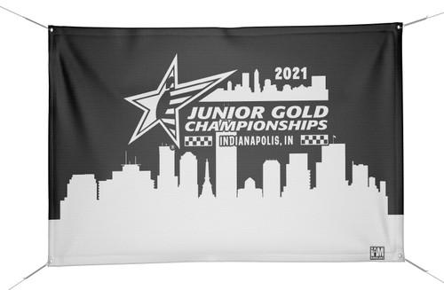 Jr Gold 2021 Official DS Bowling Banner - JG039-BN