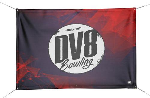 DV8 DS Bowling Banner - 2002-DV8-BN