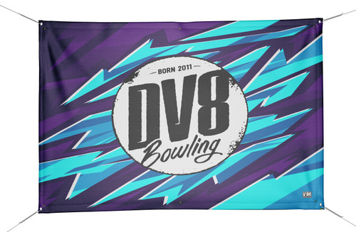 DV8 DS Bowling Banner - 2003-DV8-BN
