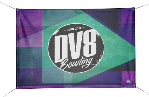 DV8 DS Bowling Banner - 2004-DV8-BN