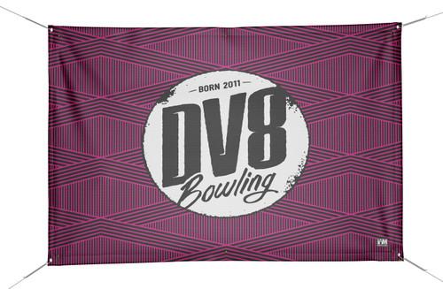 DV8 DS Bowling Banner - 2005-DV8-BN