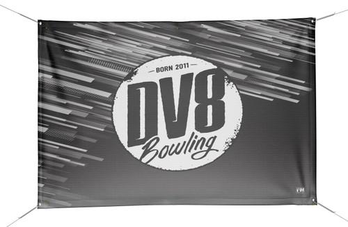 DV8 DS Bowling Banner - 2006-DV8-BN
