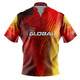 900 Global DS Bowling Jersey - Design 2028-9G