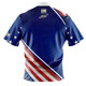 Columbia 300 DS Bowling Jersey - Design 2029-CO