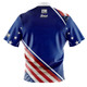 Radical DS Bowling Jersey - Design 2029-RD