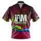 I AM Bowling DS Bowling Jersey - Design 2031-IAB