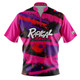 Radical DS Bowling Jersey - Design 2034-RD