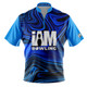 I AM Bowling DS Bowling Jersey - Design 2035-IAB