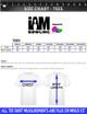 I Am Bowling T-Shirt - Bowling White Logo - 6 Colors - 00DF