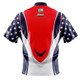 Radical DS Bowling Jersey - Design 2013-RD