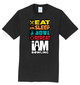 I AM Bowling T-Shirt - East Sleep Bowl Repeat - 6 Colors - 00CQ