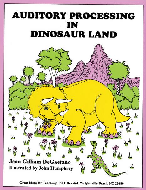 Auditory Processing In Dinosaur Land