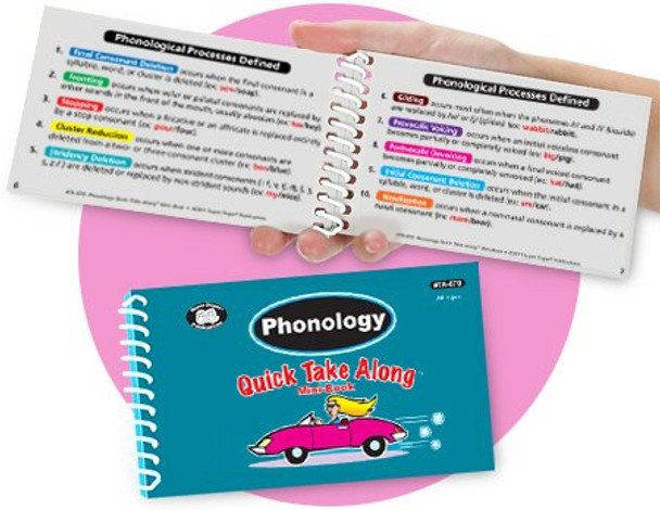 Phonology Quick Take Along