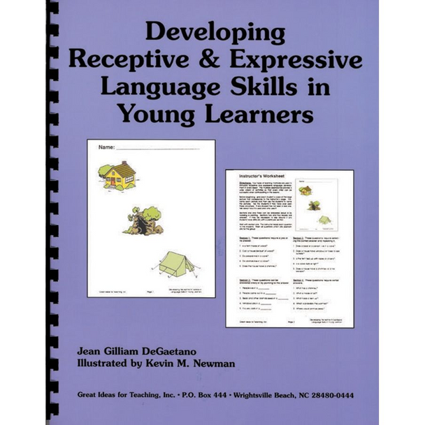 Developing Receptive And Expressive Language Skills In Young Learners