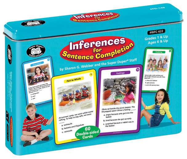 Inferences For Sentence Completion