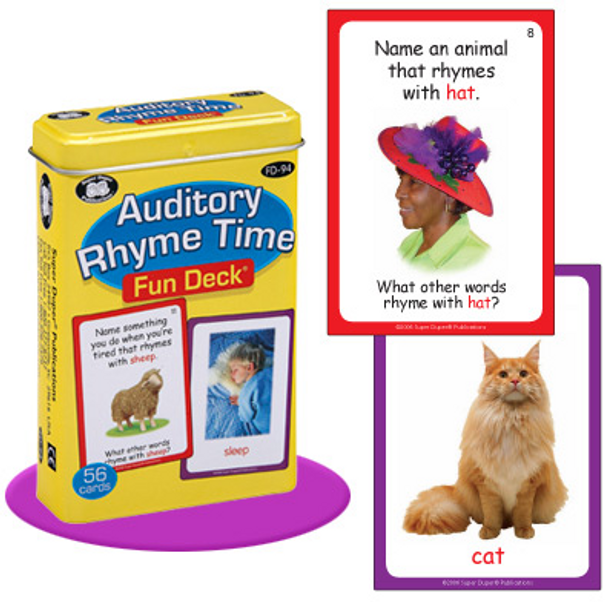 Auditory Rhyme Time
