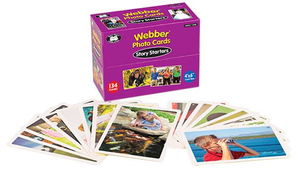 Webber Photo Cards - Story Starters